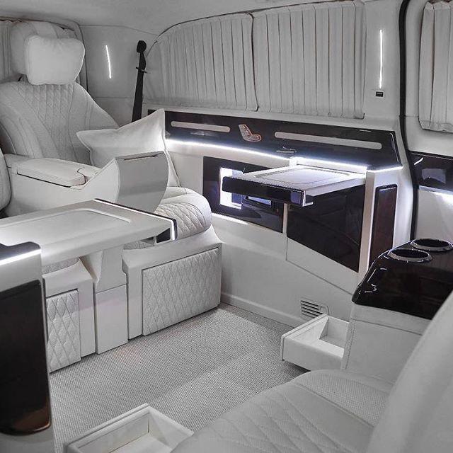 White Angel - Mercedes V-Class - VIPdesign